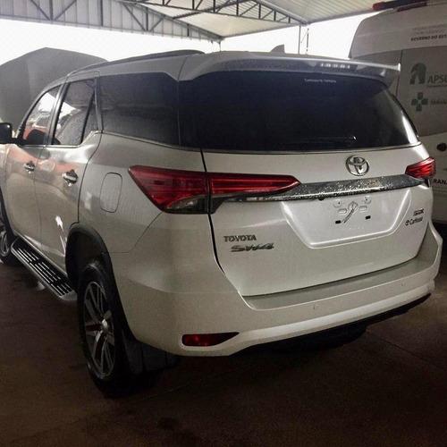 Sucata De Toyota Hilux Sw4 Srx 2.8 2017 Pra Retirar Peças