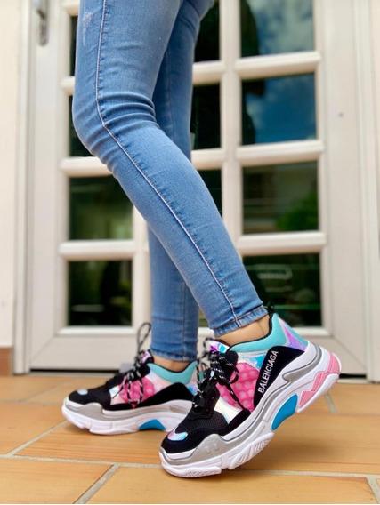 Zapatillas Balenciaga Para Dama Zapato Casual Dama Moda 2019