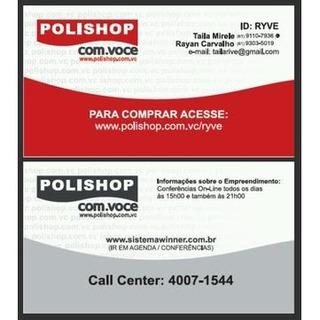Cartão Polishop - Modelo 20