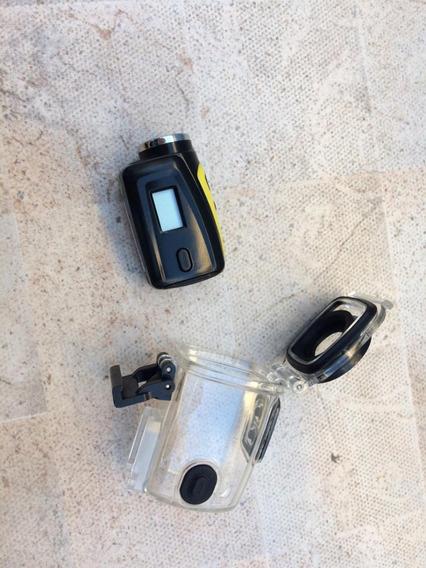Câmera Filmadora Sport Mini Fs-202 New Link