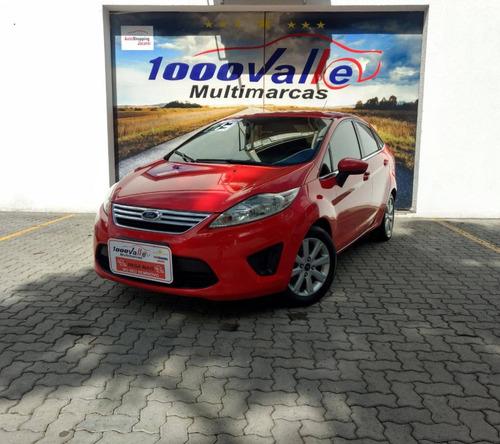 Imagem 1 de 9 de Ford Fiesta 1.6 Se Sedan 16v Flex 4p Powershift