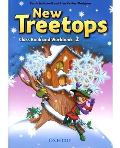 New Treetops 2 - Class Book + Workbook