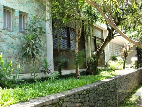 Imagem 1 de 15 de Lindo Sobrado 4 Dormitórios Entre O Alto De Pinheiros E Vila Madalena! - Eb82684