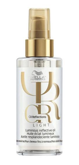 Wella Professionals Oil Reflections Light - Óleo 100ml Blz