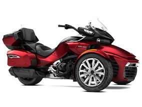 Can Am Spyder F3-s