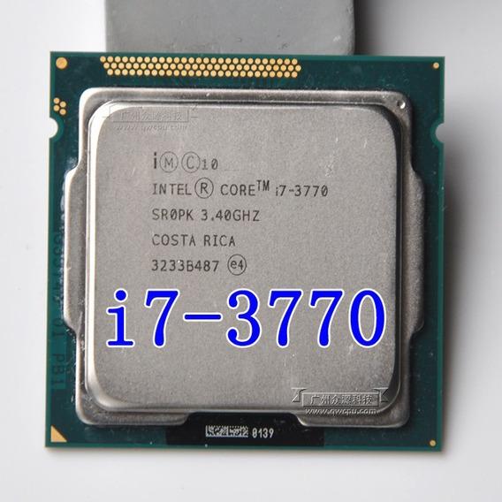 Processador Intel Core I7-3770/1155/3ªgeração/100% Testado