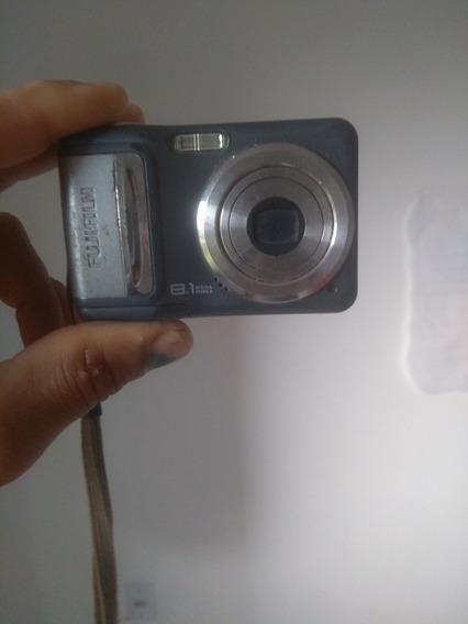 Câmera Fujifilm A860 8.1mp Usada Relíquia
