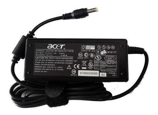Fonte Carregador P\ Ultrabook Acer Pa-1700-02 19v 1.58a 30w