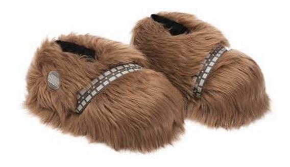 Pantufa Chewbacca 3d Star Wars Ricsen - Produto Original E Licenciado