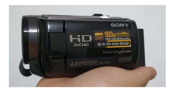 Câmera Com Visão Noturna Por Infra Vermelho Caça Hdr Xr200