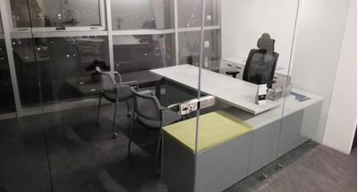 Despacho Equipado Y Amueblado Para 3 Personas, Wtc.