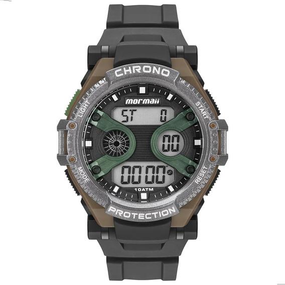 Relógio Masculino Mormaii Digital Acqua Bicolor Mo8590ab/8v