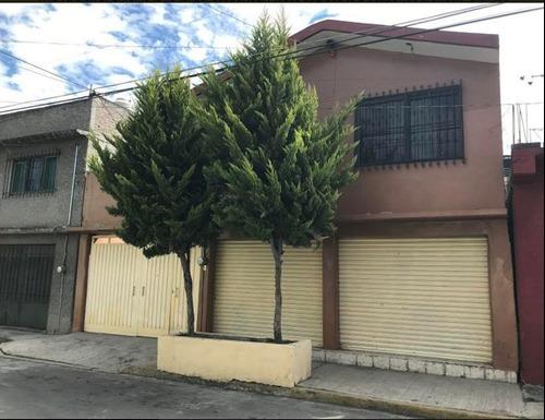 Casa Y Local Comercial En Venta Gustavo Díaz Ordaz 79, Manantiales, Nezahualcóyotl