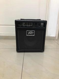 Amplificador De Bajo Peavy Max 158 Impecable