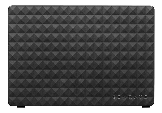 Disco rígido externo Seagate Expansion STEB4000100 4TB preto