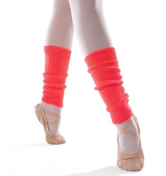 Calentadores Danza Baile Ballet Niña Dama Varios Colores