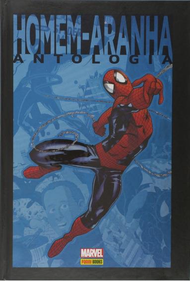 Hq - Homem-aranha. Antologia - Capa Dura