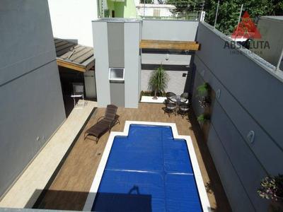 Casa Com 3 Dormitórios Com Piscina À Venda, 167 M² Por R$ 490.000 - Ca2427