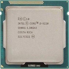 Processador Intel Core I3-3220 3.30ghz Lga 1155 3ª Geração