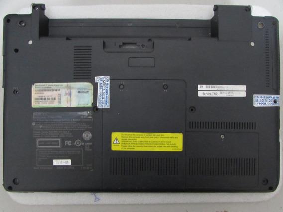 Carcaça Inferior 4vgd3bhn060 Sony Pcg 51211l