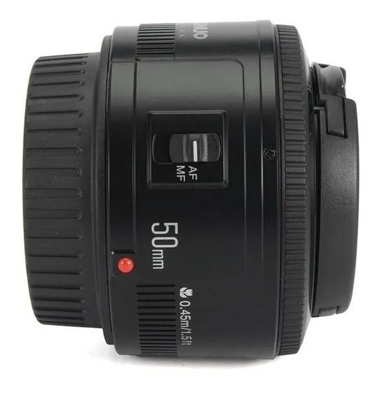Lente Ef 50mm F1.8 Yongnuo Para Canon (usada)