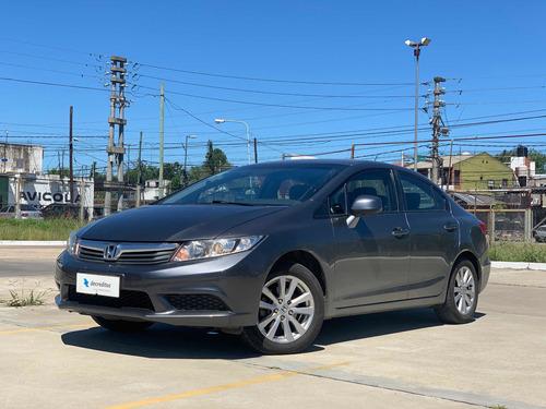 Honda Civic 1.8 Lxs Mt 2012
