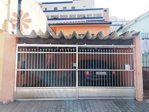 Imagem 1 de 15 de Casa Sobrado Em Vila Antonina  -  São Paulo - 5654