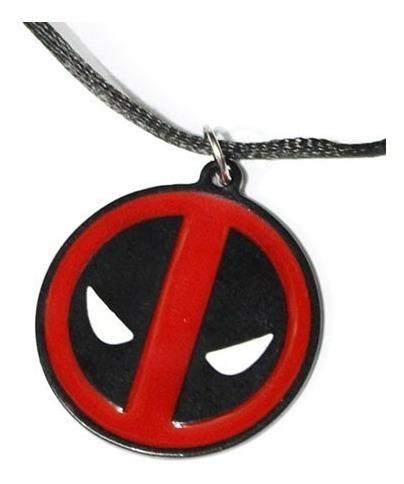Colar Deadpool - Super Lançamento - Parcele Já