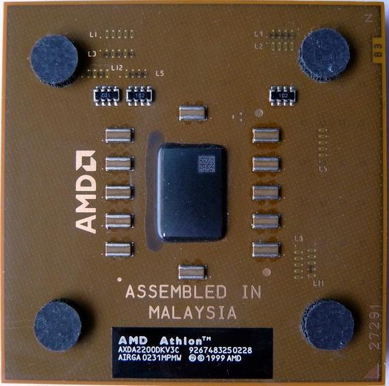 Processador Amd 462 Athlon Xp 2200+ Marrom - Promoção