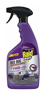 Raid Raid Max Cama Bug Trigger 22 Fl Oz 220 Onza