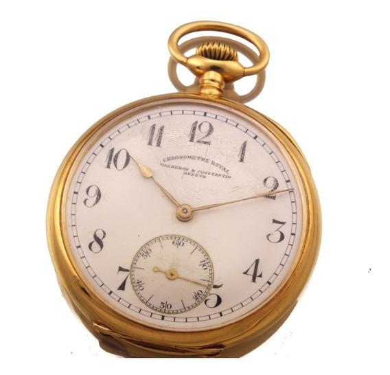 Relógio Constantin Cronometre Royal Geneve Ouro 18k J17303