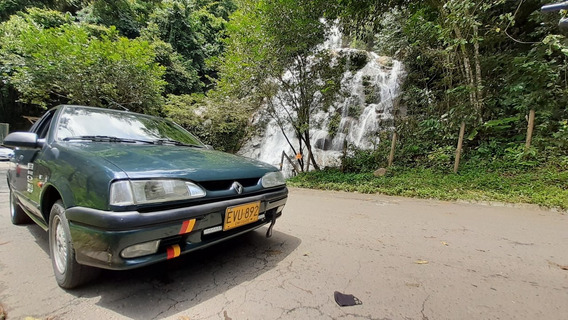 Renault 96 Inyection 1.8