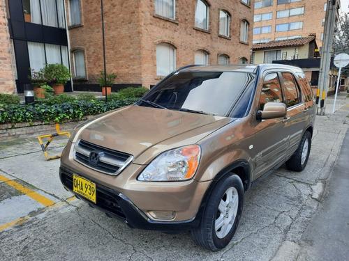 Honda Cr-v Ex 2.400 Automatica 4x4