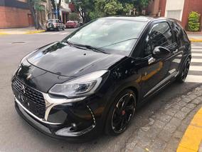 Citroën Ds3 Performance 2018 Negro Dissano