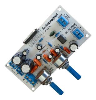 Modulo Amplificador 2.1 6+6+20 W Con Volumen - Audioproject