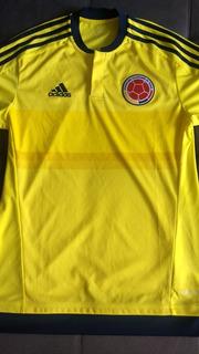 Camisa Original Da adidas Da Seleção Da Colombia - Impecavel