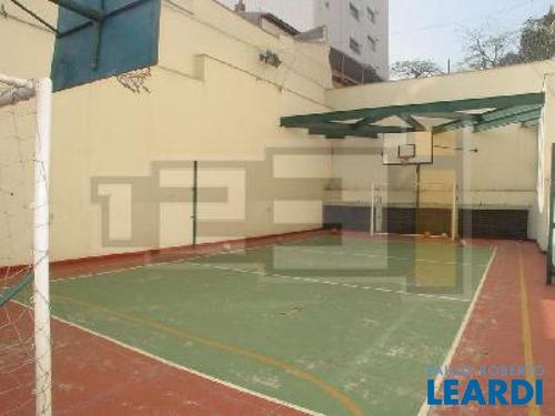 Imagem 1 de 6 de Apartamento - Campo Belo  - Sp - 600841