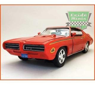 Pontiac Judge Gto 1969 Raro - Escala 1/24