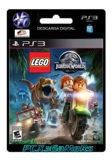 Ps3 Juego Lego Jurassic World Pcx3gamers