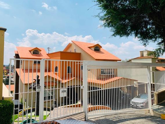 Casa En Venta Loma De Valle Escondido Atizapan De Zaragoza