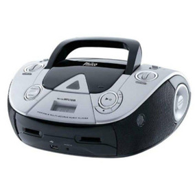 Som Portátil Philco Pb126l Cd Mp3 Rádio Fm Usb Auxiliar