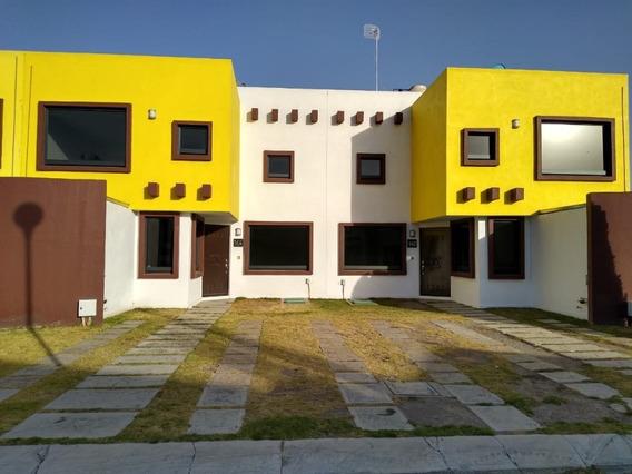 Hermosa Casa En Residencial Sendero De Los Pinos Pachuca
