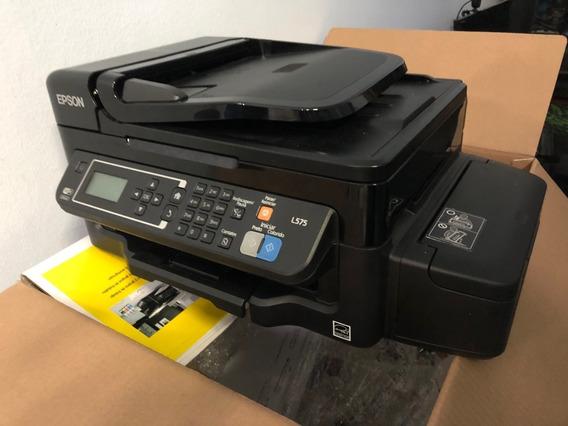 Impressora Multifuncional Epson L575 Usada Para Concerto