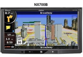 Atualização Multimídia Clarion Nx700b(soft) 2018envio Gratis