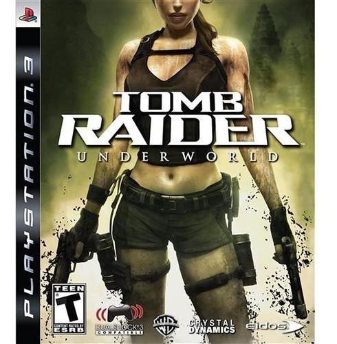 Tomb Raider Underworld ( Ps3) Playstation 3 Oferta