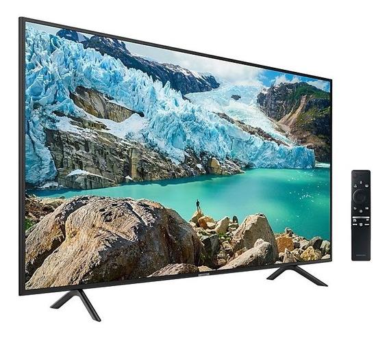 Televisor Samsung 58 Un58ru7100 4k Smart Tv Con Garantía