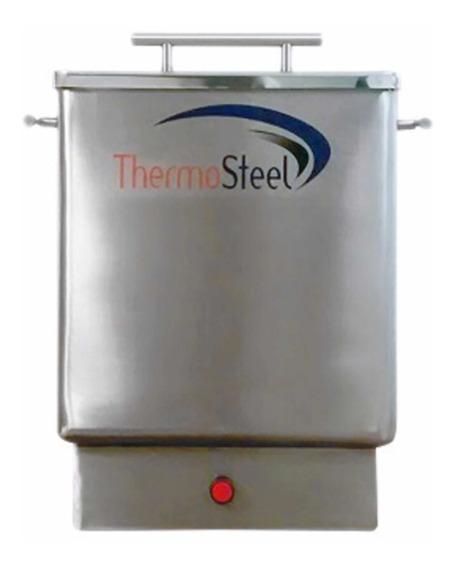 Cómpresero Caliente. Thermo Steel Para 4 Compresas