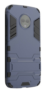 Funda Case Moto X4 E5 G6 Z2 Play Plus Protector Uso Rudo