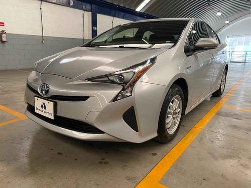 Imagen 1 de 14 de Toyota  Prius  2017  5p Base Hibrido L4/1.8 Aut