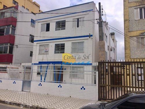 Imagem 1 de 8 de Apartamento Com 1 Dormitório À Venda, 49 M² Por R$ 150.000,00 - Boqueirão - Praia Grande/sp - Ap15682